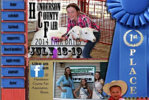 Henderson County, IL Fair